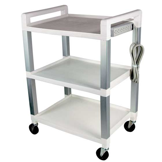 Poly Utility Carts